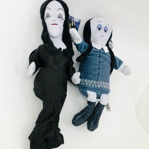 "The Addams Family TV 13"" Singing Squeezer Plush"